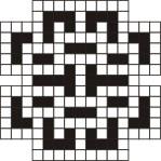 Кроссворд тематический  15x15 клеток, тематика кино-тв