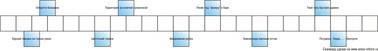 Линейный сканворд 24x2 клеток